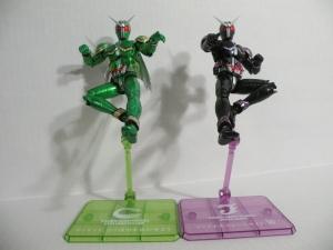 S.H.Figuarts - Kamen Rider Double (CycloneCyclone & JokerJoker) DX Set