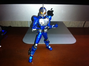 S.H.Figuarts Kamen Rider AccelTrial