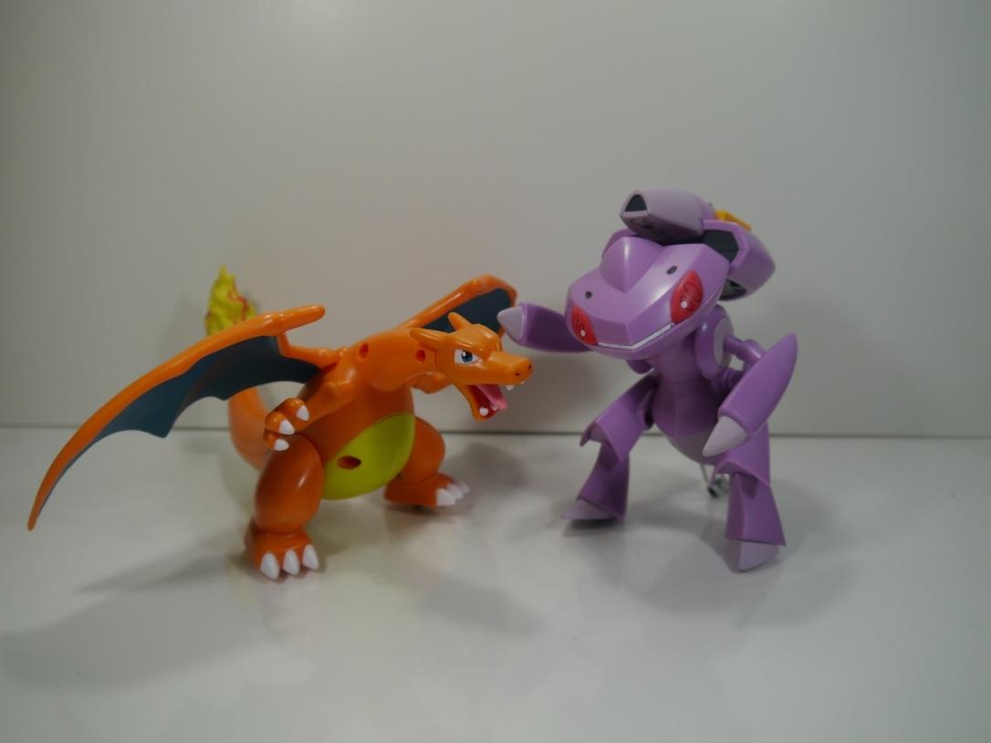 PokemonTomyModelKit