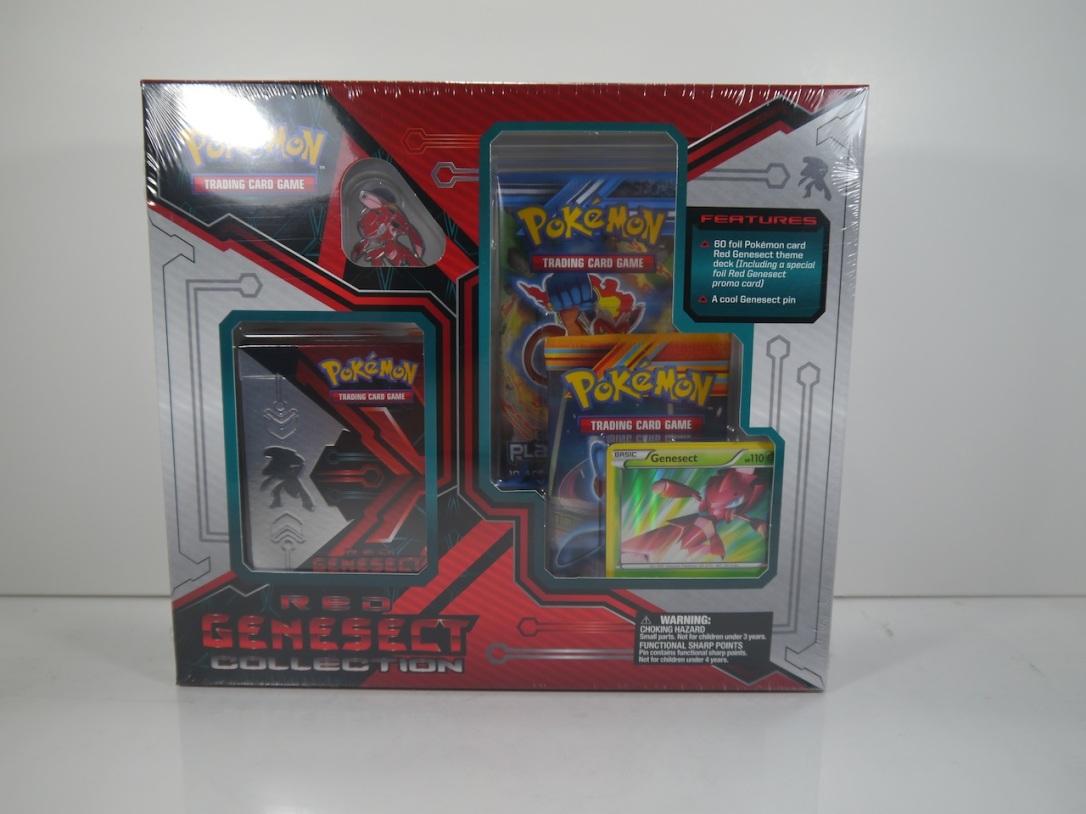PokemonTCGRedGenesectCollection