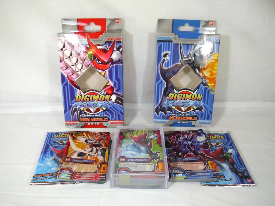 DigimonCCGNewWorld